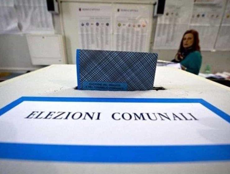 comuni al voto
