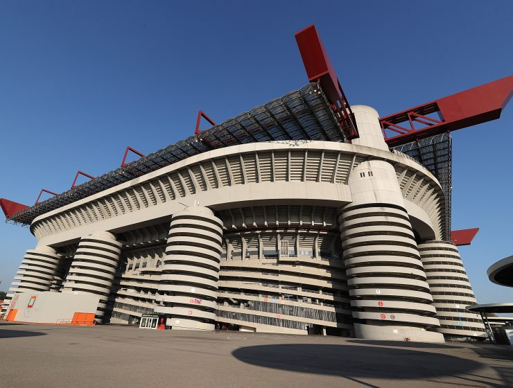 Ipotesi nuovo stadio per Inter e Milan, il Meazza non è più intoccabile - MasterX