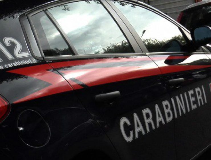 Uomo trovato morto carbonizzato in auto - MasterX