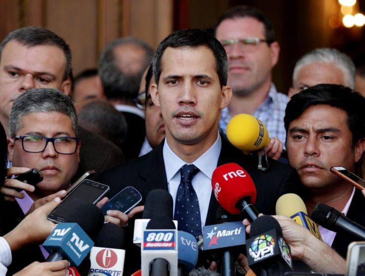 Venezuela, l'Unione Europea riconosce Juan Guaidò - Master X