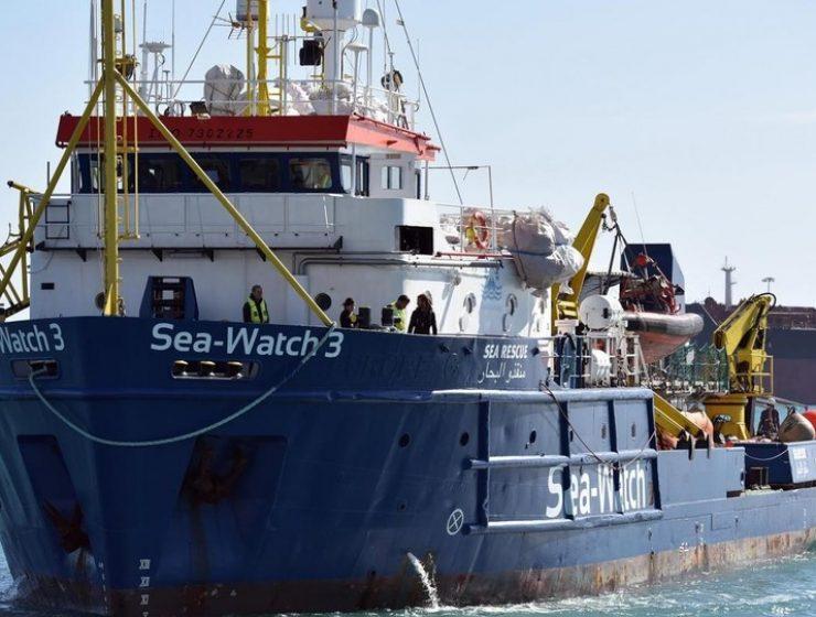 Nave Sea Watch diretta in Italia, Salvini: «Atto provocatorio» - Master X