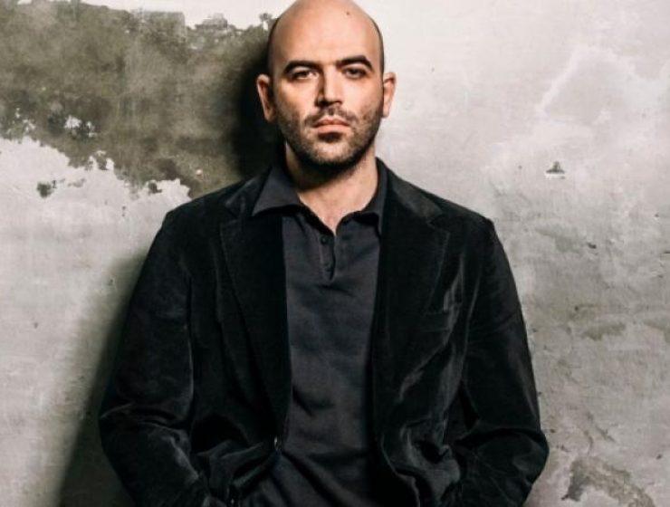 Milano, Saviano presenta 'Bloody Money': il libro inchiesta sui rifiuti