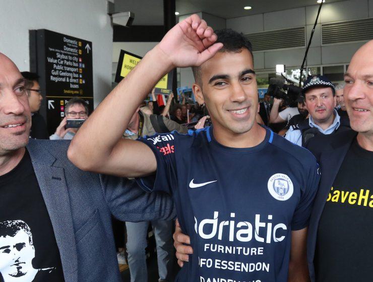 Rilasciato il calciatore del Bahrain che era stato arrestato in luna di miele - MasterX