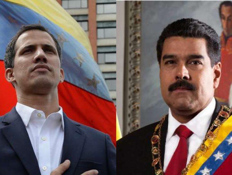 Maduro_Guaidò_Venezuela