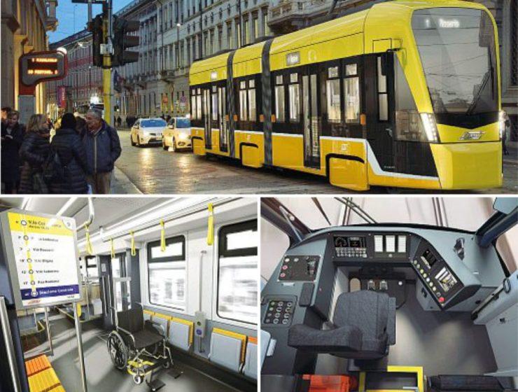 Milano, nuovi tram in arrivo. Super tecnologici