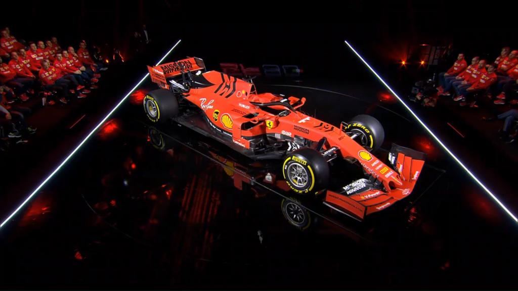 F1, Ferrari presenta la SF90. John Elkann: «Il meglio dell'Italia»