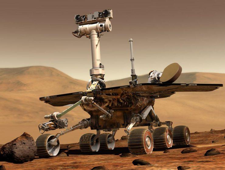 NASA, ultimo saluto a Opportunity: il rover si è spento dopo 15 anni - MasterX