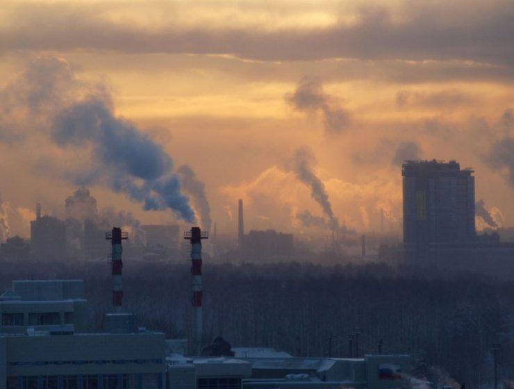 Ambiente, Italia prima in UE per aree a rischio smog e ondate di calore - MasterX