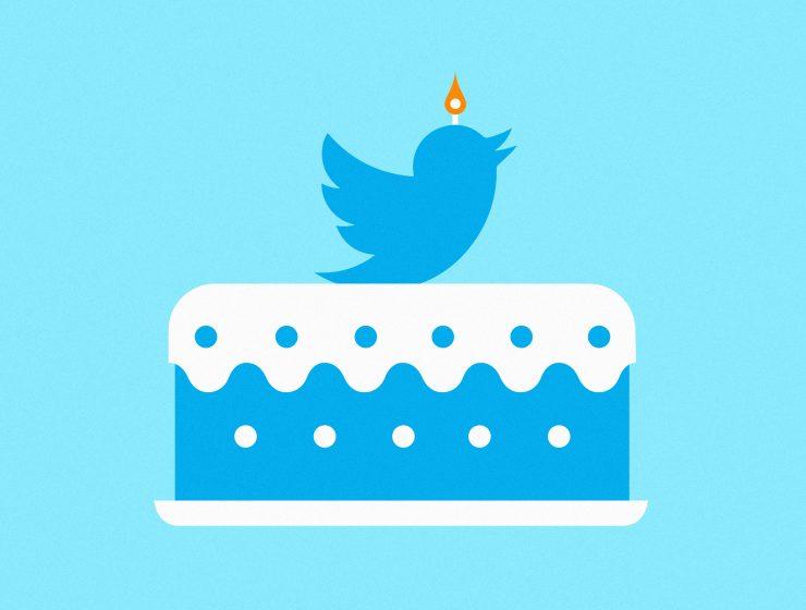 Tanti auguri Twitter: il sito di microblogging spegne 13 candeline