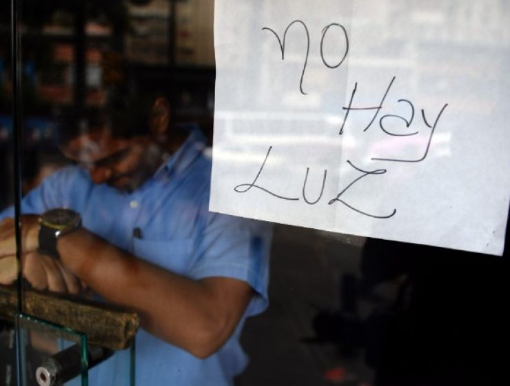 Venezuela, blackout in quasi tutto il paese