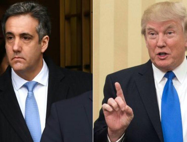 Usa, Trump commenta le accuse dell'ex legale Cohen: «Ha mentito»