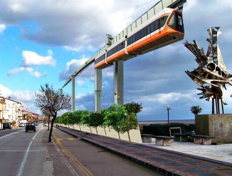 Milano, Sky Way e il progetto truffa dei tram sui binari sospesi - MasterX