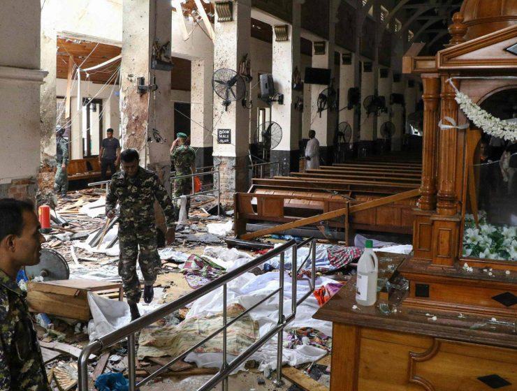 Bombe in hotel e chiese: Sri Lanka, strage di turista -MasterX