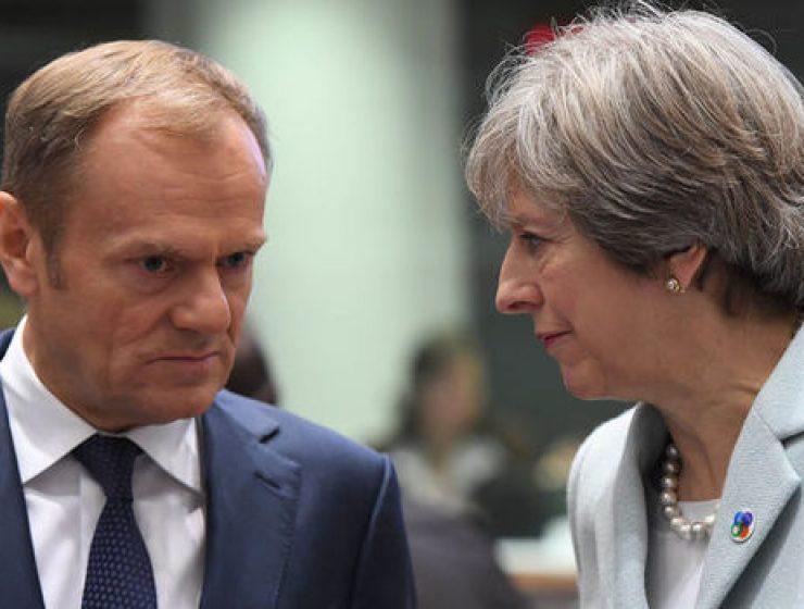 Inghilterra, May chiede al Consiglio Ue un rinvio Brexit fino al 30 giugno