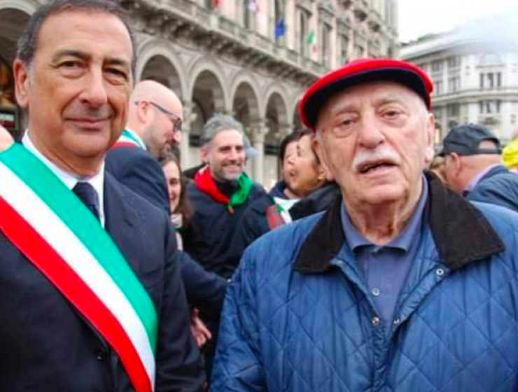 """Resistenza, morto Libero Traversa, il partigiano """"Aiace"""""""