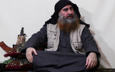 Isis, il califfo Al-Baghdadi riappare in video dopo cinque anni - MasterX