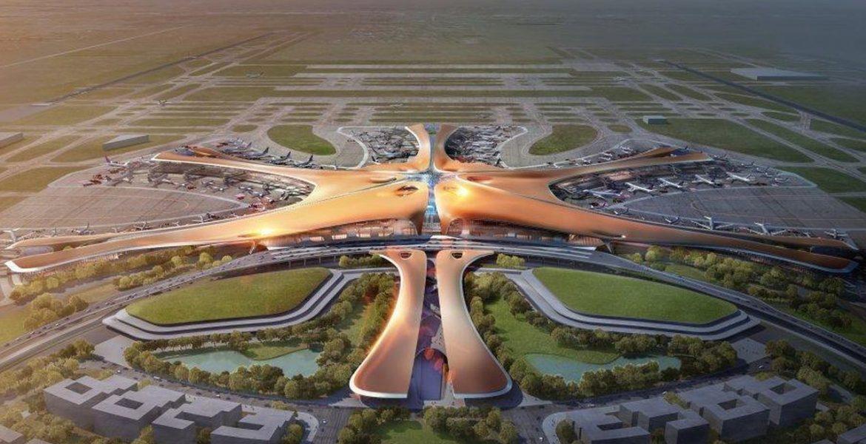 Pechino, l'aeroporto Daxing diventerà il più grande al mondo - MasterX