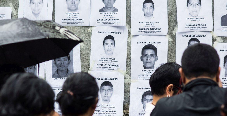 Messico, scoperti i resti di 45 desaparecidos
