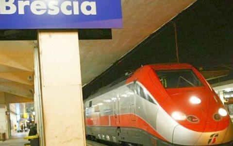 Macchinisti ubriachi, capotreno costretto a cancellare un Frecciarossa a Brescia - MasterX
