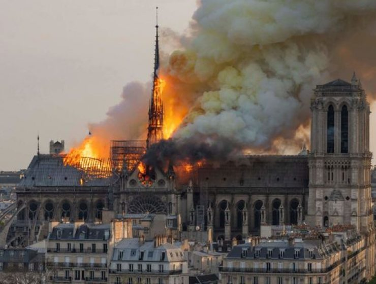 Notre-Dame, un professore italiano segnalò rischio incendio ma fu ignorato