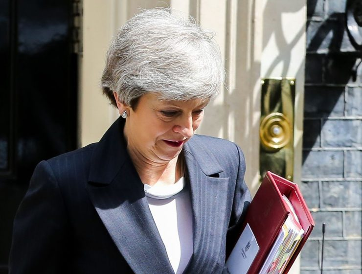 Brexit, Theresa May vicina alle dimissioni?