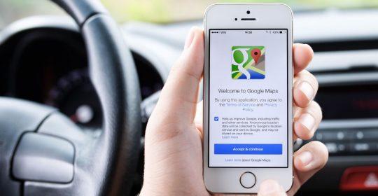 Google Maps, gli autovelox arrivano sull'App anche in Italia - MasterX