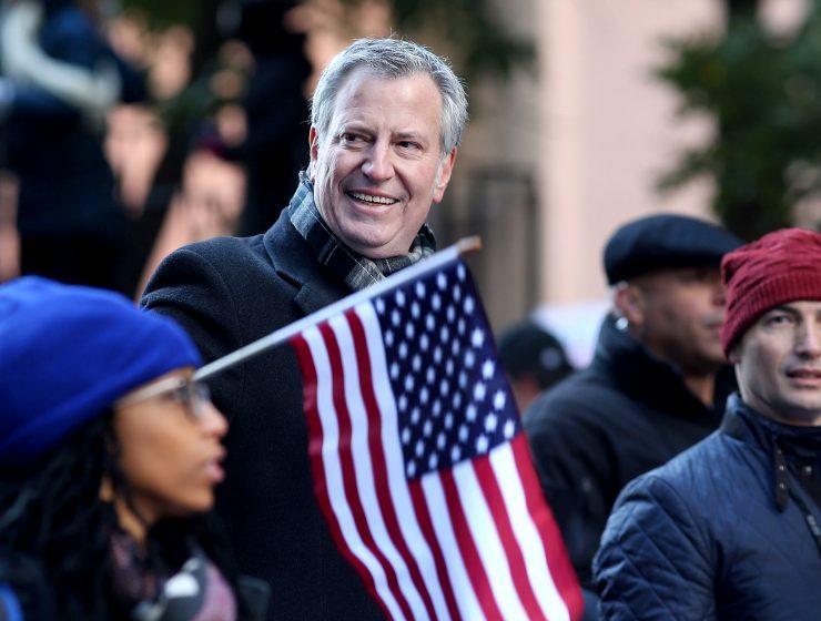 USA 2020, in corsa anche il sindaco di New York De Blasio - MasterX