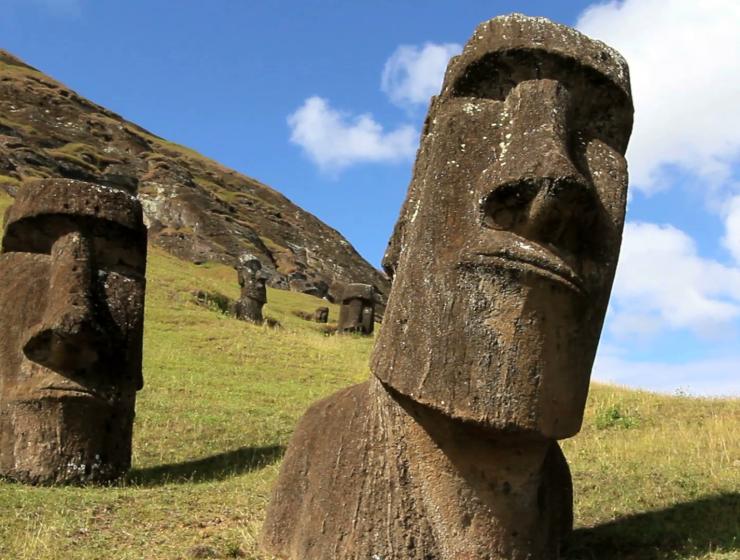 Isola di Pasqua, da Firenze il progetto per salvare i Moai - MasterX