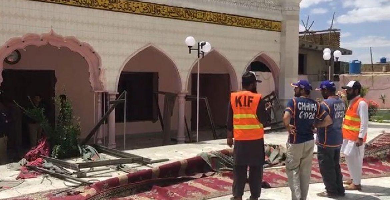 Pakistan, 3 morti in un'esplosione nella moschea di Quetta - MasterX
