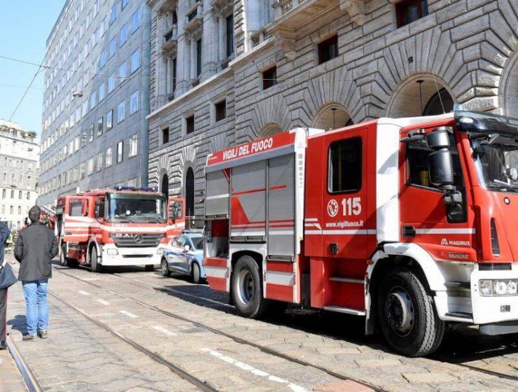 Milano, asilo Scalabrini evacuato per odore di gas