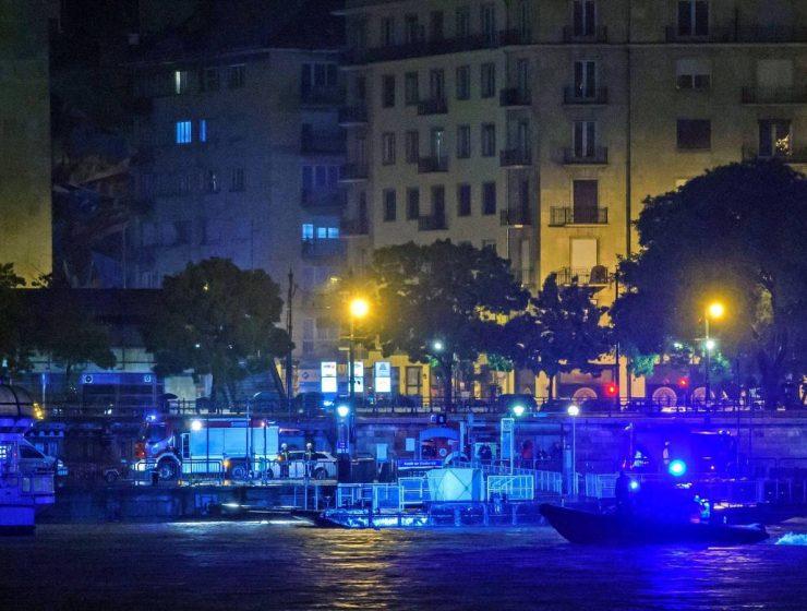 Budapest, battello naufraga nel Danubio: 7 morti