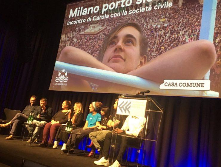 """Carola torna in Italia per parlare del """"mondo che vogliamo"""" - MasterX"""