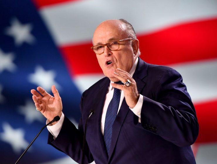 Usa, Rudolph Giuliani indagato per finanziamenti elettorali
