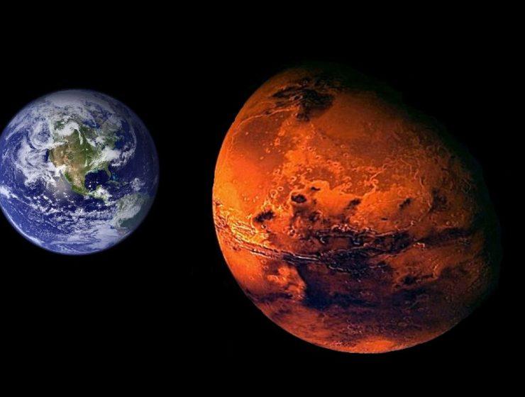 Marte: scoperte tracce di ossigeno