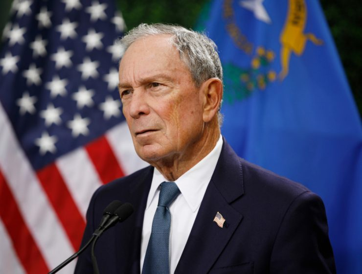 Usa 2020, Bloomberg deposita la sua candidatura per le primarie