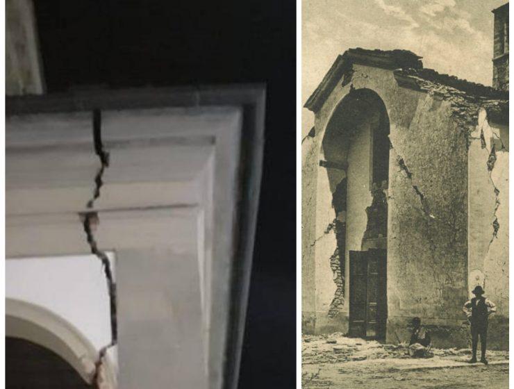 Mugello, scossa di terremoto di 4.5: 70 sfollati e scuole chiuse