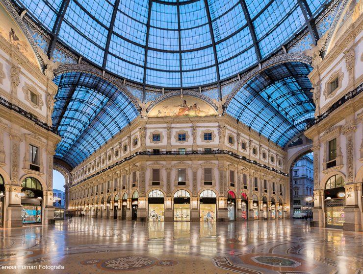 Milano, la Galleria Vittorio Emanuele II si rifà il look