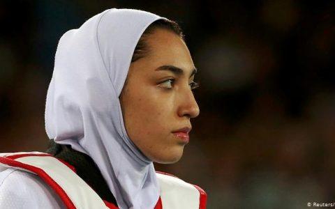 Iran, fugge in Olanda l'unica medaglia olimpica femminile