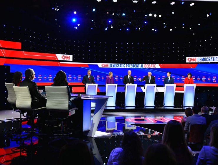 USA, Joe Biden è il favorito dell'ultimo dibattito fra i candidati democratici