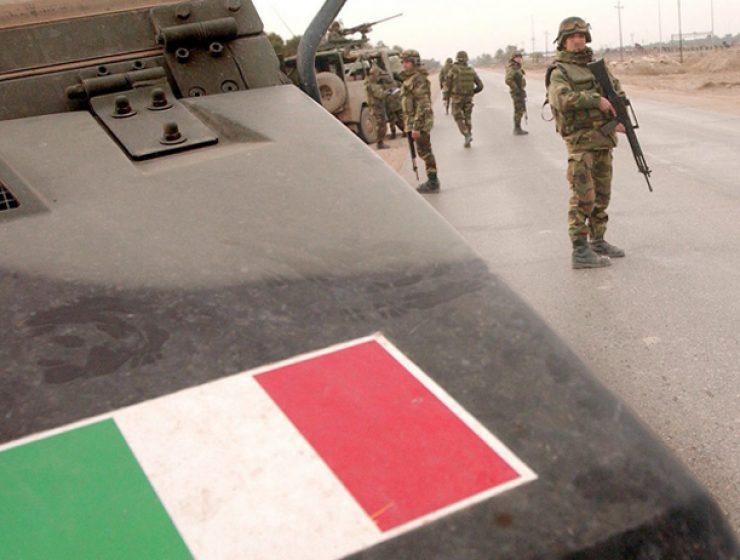 Guerini rafforza l'impegno militare dell'Italia in Libia, Iraq e nel Sahel