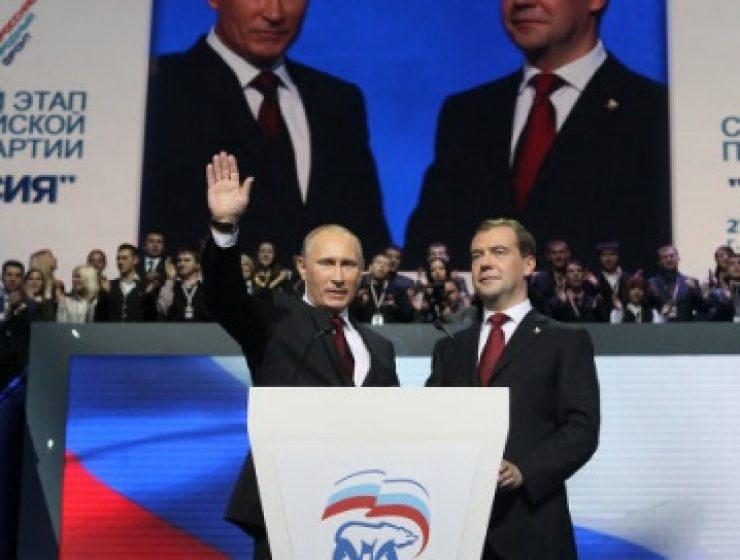 Russia: Medvedev e la squadra di governo rassegnano le dimissioni