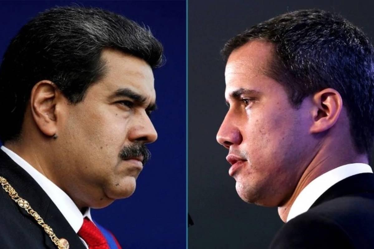 Nicolas Maduro_Juan Guaidó_Venzuela