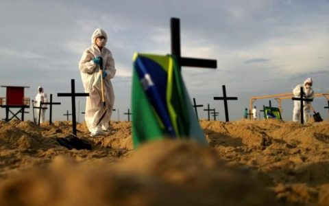Catastrofe umanitaria Brasile