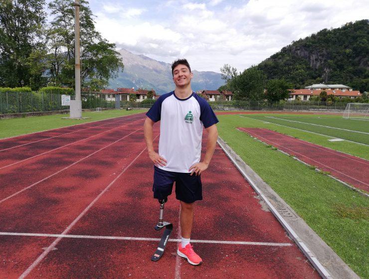 Giorgio Napoli_Paralympic athlet